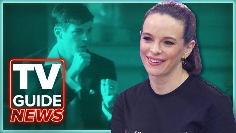 The Flash's Danielle Panabaker Says Grant Gustin Did His Own Stunts for Season 6 Episode