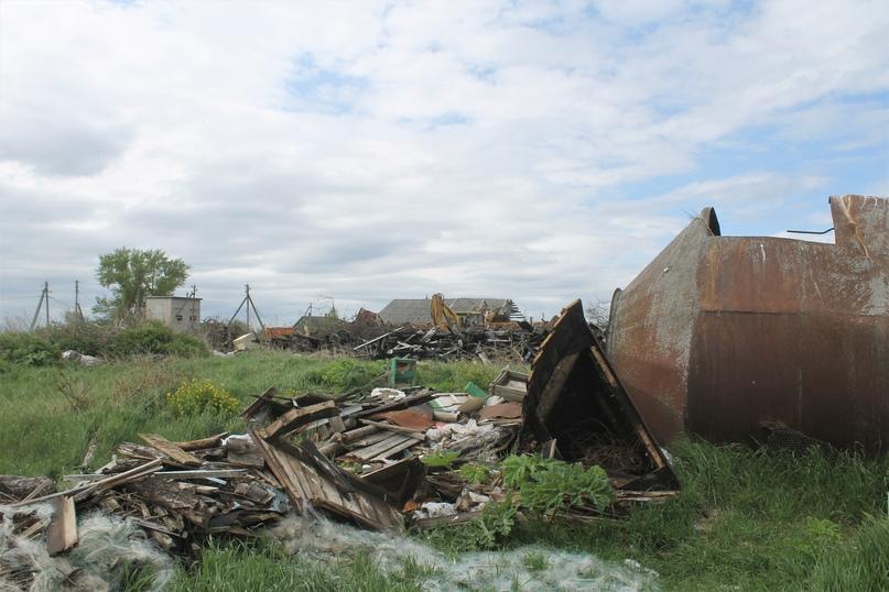 Операция «Залита»: Регоператор ликвидировал масштабную свалку ТКО на острове, изображение №4