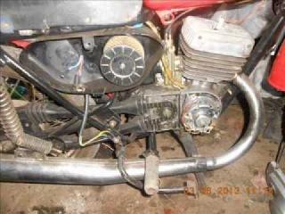 Полная реставрация мотоцикла минск.