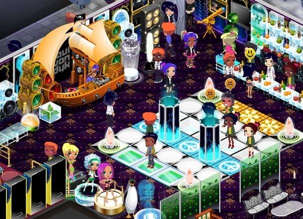 Ночной клуб игра в вк ночной клуб танцевальная