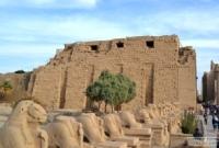 Египет: Карнакский храм Амона в Луксоре