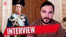 THE GREAT | Nicholas Hoult im Interview | FredCarpet