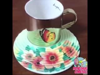 Таких чайных наборов я еще не видела