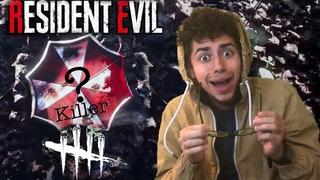 RESIDENT EVIL IN DEAD BY DAYLIGHT!?   Resident Evil Dead By Daylight Teaser REACTION!