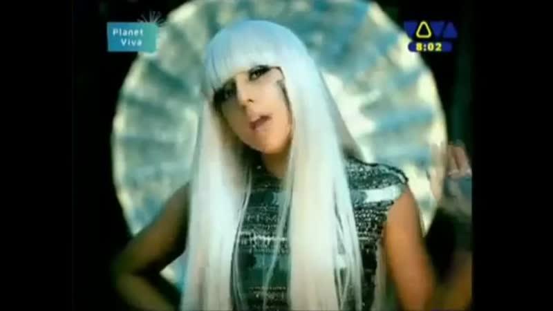 Lady Gaga Poker Face VIVA Polska