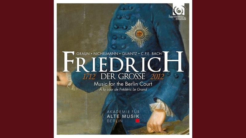 Concerto per il Cembalo Concertante in D Minor D B M TH 169 I Allegro