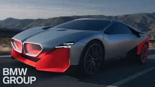 The BMW Vision M NEXT.