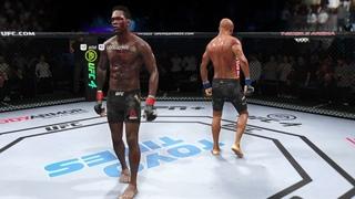 VBL 50 Middleweight Anderson Silva vs Israel Adesanya