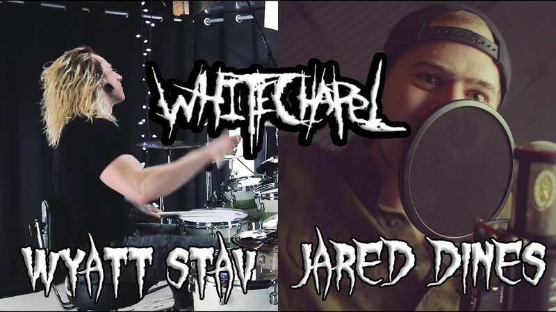 Whitechapel - The Saw Is The Law (Jared Dines Wyatt Stav Cover 2020)