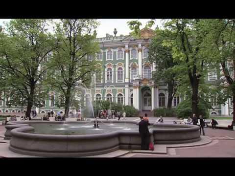 Санкт Петербург Экскурсия по городу