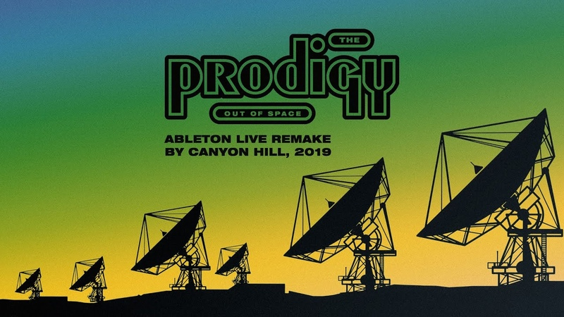 Making of The Prodigys Out Of Space by Canyon Hill