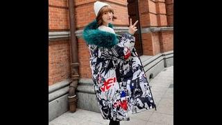 Новая длинная теплая толстая женская куртка зимняя теплая куртка женская зимняя куртка стеганая пуховая верхняя одежда chaqueta