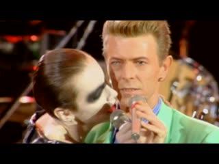 Queen & David Bowie & Annie Lennox - Under Pressure (Live 1992)