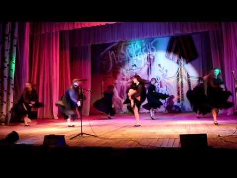 И будет месяц май танцует Арабеск 9 мая 2018 Питкяранта
