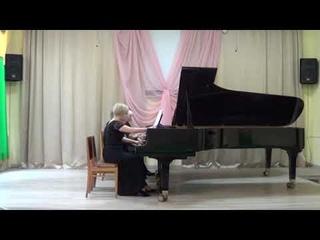 Фортепианный квартет Дивертисмент П  Чайковский  Вальс из балета Спящая красавица