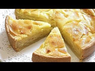 ЦВЕТАЕВСКИЙ яблочный пирог. Рецепты от Галины/Apple pie