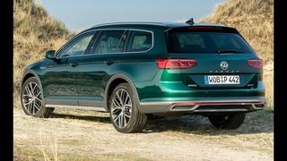 2020 Volkswagen Passat Alltrack Interior, Exterior and Drive