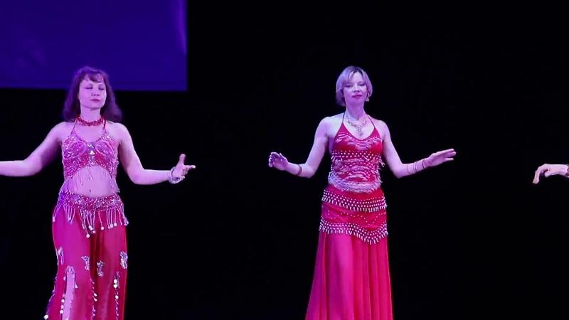 Восточный танец Восточная сказка на музыку Khalihoum Cheb Mami Арабский танец Belly dance