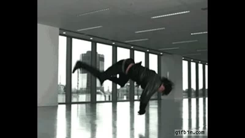 Break dancing loop