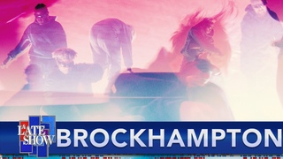 "BROCKHAMPTON ""DON'T SHOOT UP THE PARTY"""