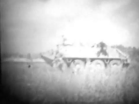 Батальон в обороне Учебный фильм часть 2