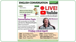 What are three things that you are good at? - English Conversation Question 8
