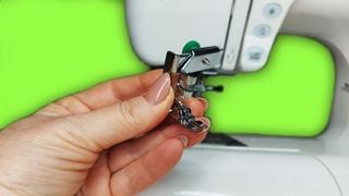 Швейные помощники. Полезные лапки для швейных машин, которые делают шитьё лёгким и быстрым