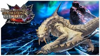 Monster Hunter Generations Ultimate - Barioth Boss Fight #54