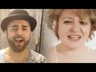 «Песня про корону 5» дуэт Smule Sarkis Edwards / Ruslana Papusha