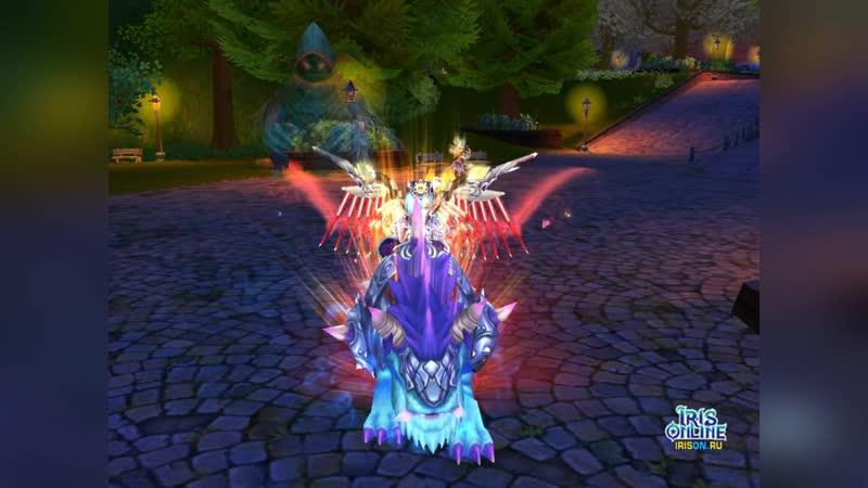 Дикий зверь голубой луны Iris Online