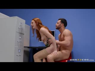 Lacy Lennon - Scentual Healing [All Sex, Hardcore, Blowjob, Redhead, Footfetish]