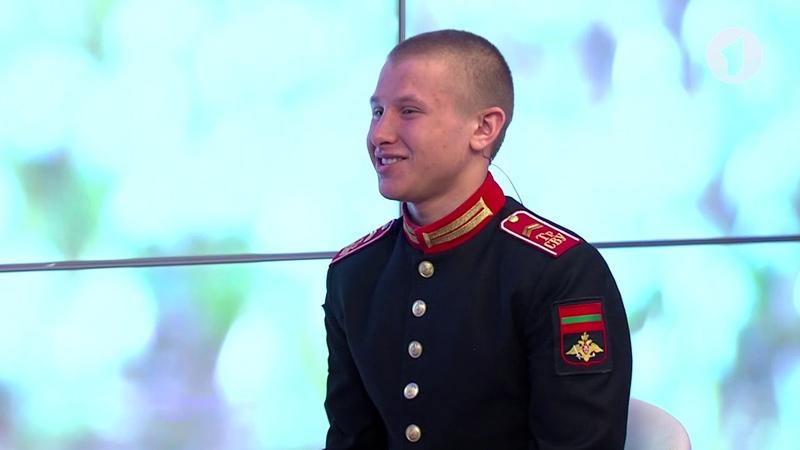 Победы наших суворовцев на творческом конкурсе Доброе утро Приднестровье!