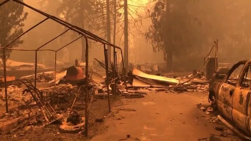 Более 20 человек погибли 500 тыс жителей Орегона сильно пострадавшего от огня вынуждены были покинуть свои дома