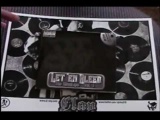 DJ Clay: Let 'Em Bleed: The Mixxtape Vol. 1 (2008)