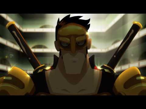 Вакфу 2 сезон 8 серия Рыцарь Справедливость 1080p