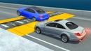 Beamng drive - Large Highway Speed bumps