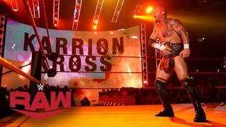 ПРОВАЛЬНЫЙ ДЕБЮТ // WWE RAW