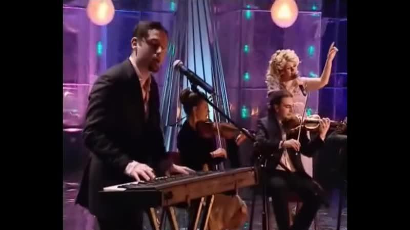 Ева Польна и группа Гости из будущего Реальна только музыка концерт 2007