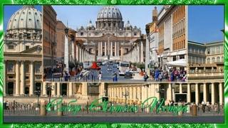 Рим Приглашаю в виртуальное путешествие Rome I invite you on a virtual trip