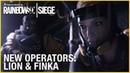 Rainbow Six Siege: Operation Chimera - New Operators Lion Finka   Trailer   Ubisoft [NA]