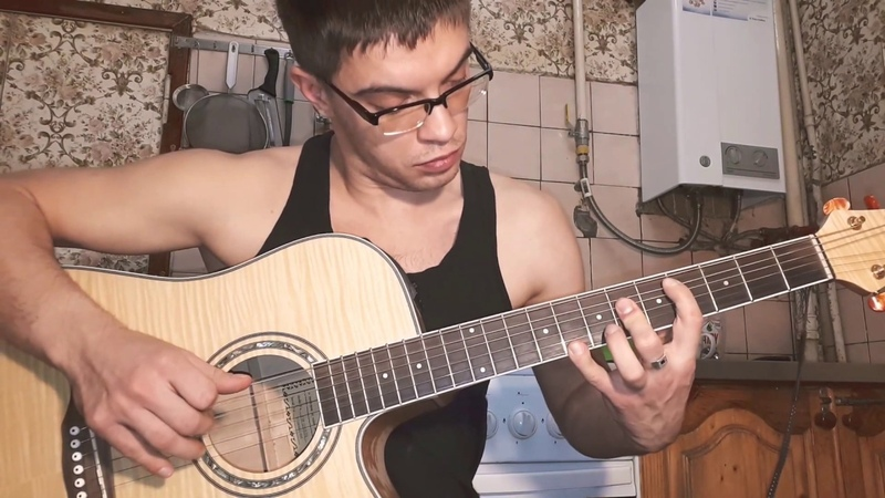 Loc Dog Лок дог В той весне на гитаре разбор песни