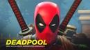Meeting Unlocking DEADPOOL Marvel Ultimate Alliance 3 The Black Order All Deadpool scenes