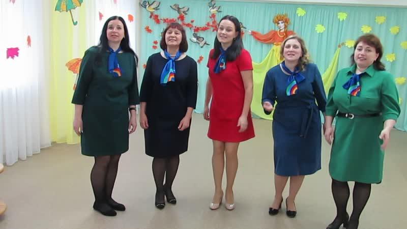 Голос Сердца вокальная группа Русинка детский сад 128