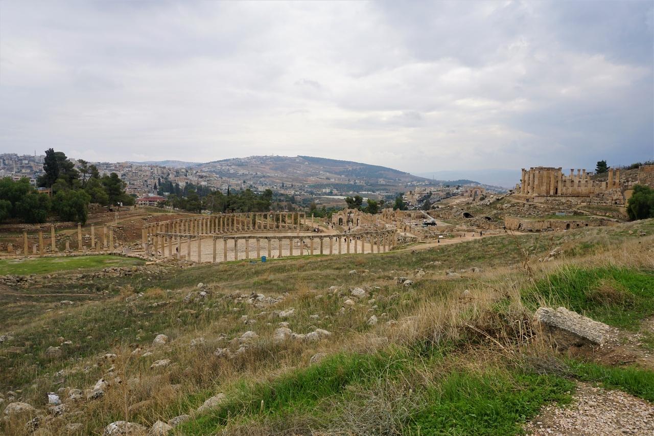 Гераса - древний город фантастической сохранности