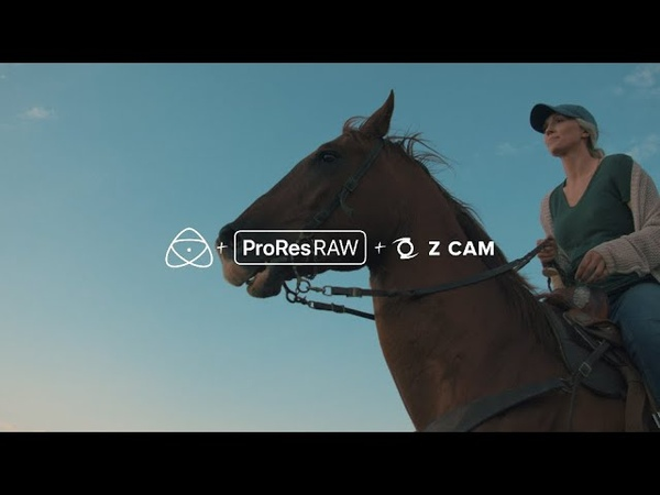 Shot on Z CAM E2 S6 Ninja V in ProRes RAW 'Elle and Flash' by Ludeman Productions