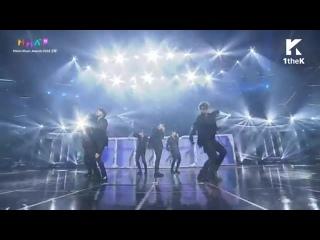 BTS Intro + _FAKE LOVE_ + Outro @ Melon Music Awards (MMA 2018).mp4