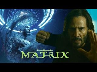 МАТРИЦА 4 ВОСКРЕШЕНИЕ / The Matrix Resurrections (2021) Дублированный Трейлер В кино с 16 декабря