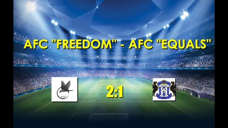 AFC Freedom 21 AFC Equals
