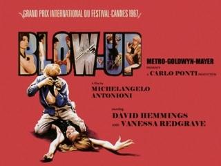 Blow-Up (1966)  David Hemmings, Vanessa Redgrave, Sarah Miles