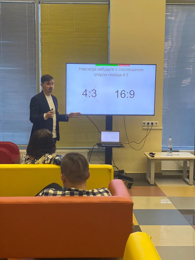 В КФУ прошло очередное занятие в Школе информационной открытости и медиа-продвижения НКО, изображение №1